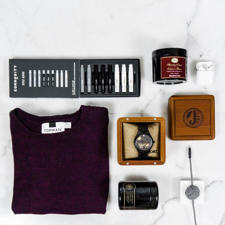 Holiday Gift Guide: The Boyfriend Edit