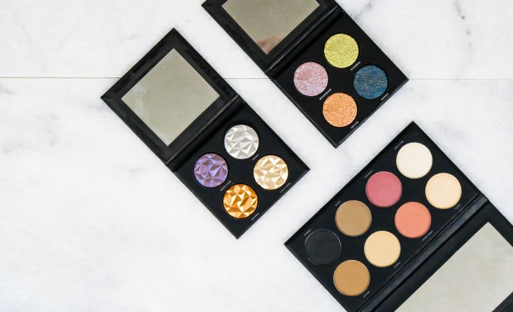 What is a multifunctional palette?