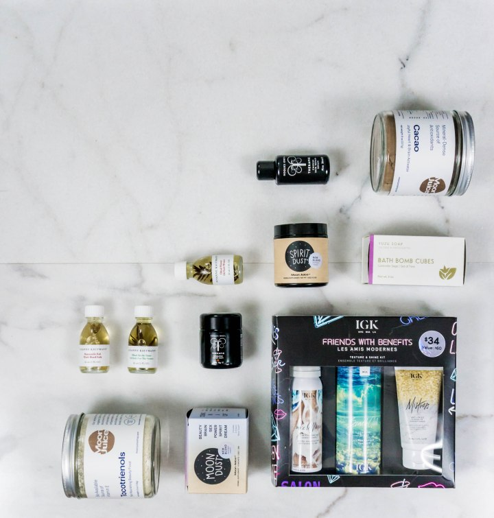 Holiday Gift Guide: Bath, Body, & Haircare Edit