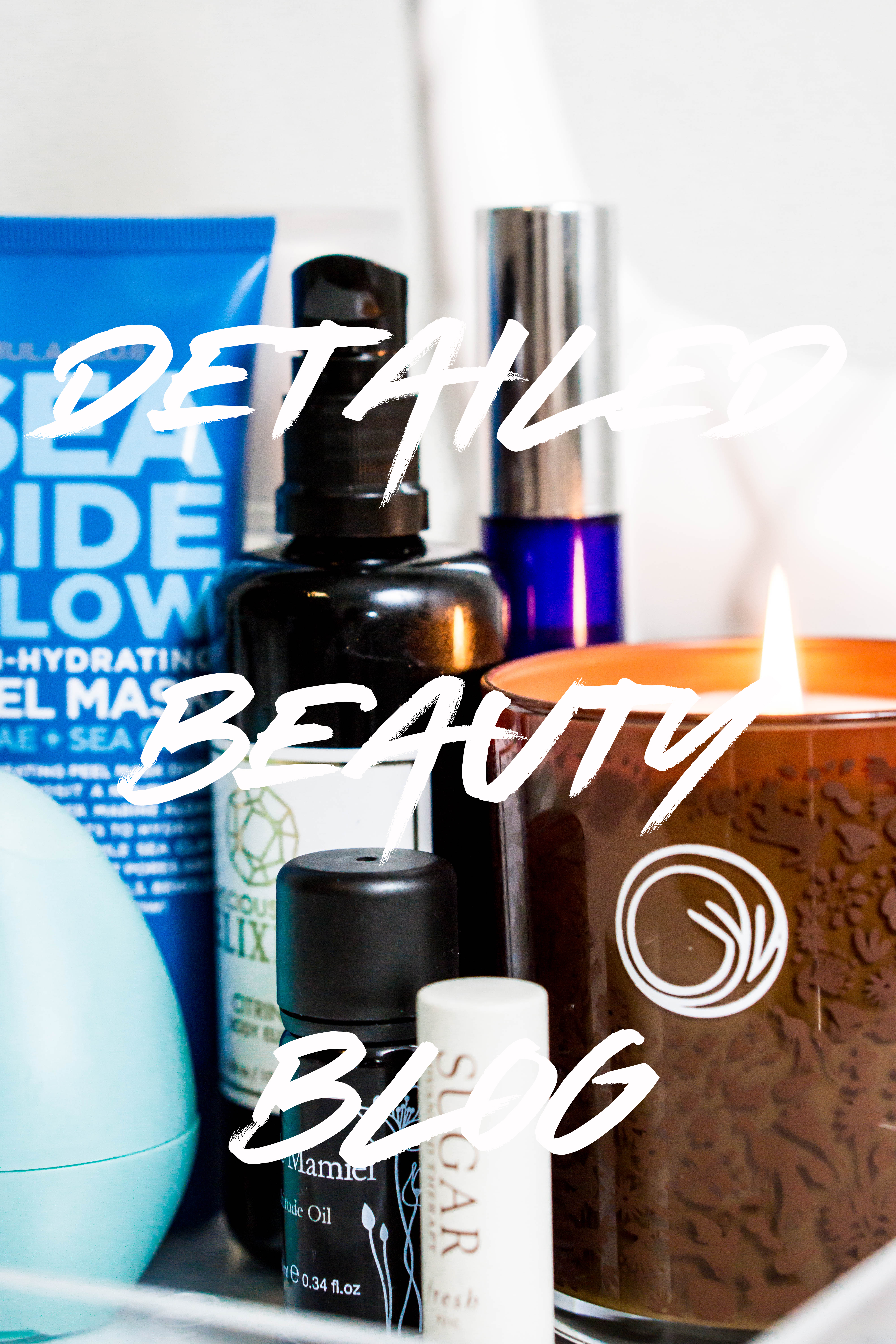 Detailed Beauty Blog